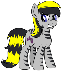 Size: 1500x1713 | Tagged: artist:djdavid98, male, oc, oc only, oc:sly, pony, safe, simple background, solo, transparent background, watermark