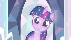 Size: 1920x1080 | Tagged: safe, screencap, pony, uprooted, cute, female, smiling, solo, treelight sparkle, treelightbetes