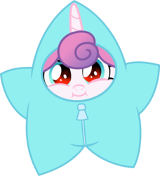Size: 3000x3285 | Tagged: alicorn, alternate version, artist:sollace, baby, baby pony, best gift ever, cute, derpibooru exclusive, female, filly, fire, flame eyes, flurrybetes, hellspawn, pony, princess flurry heart, safe, simple background, smiling, solo, star flurry heart, .svg available, transparent background, vector, wingding eyes