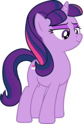 Size: 1920x2863 | Tagged: fusion, recolor, safe, starlight glimmer, twilight sparkle