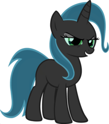 Size: 1920x2187 | Tagged: fusion, queen chrysalis, recolor, safe, trixie