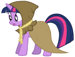 Size: 1314x1000 | Tagged: safe, artist:j-pinkie, clover the clever, twilight sparkle, pony, unicorn, female, looking at something, mare, open mouth, simple background, solo, transparent background