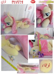 Size: 1500x2049 | Tagged: alicorn, artist:blackwater627, blind bag, dock, female, fluttershy, folded wings, irl, mare, measuring tape, pegasus, photo, plushie, pony, princess celestia, prone, safe, size comparison, solo, toy, twilight sparkle, twilight sparkle (alicorn), wings