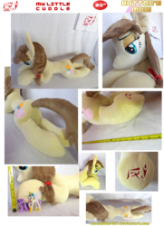 Size: 1500x2074 | Tagged: alicorn, artist:blackwater627, blind bag, dock, earth pony, female, irl, lidded eyes, mare, measuring tape, oc, oc:cream heart, oc only, photo, plushie, pony, princess celestia, prone, safe, size comparison, solo, toy, twilight sparkle, twilight sparkle (alicorn)