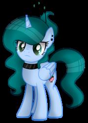 Size: 1280x1789 | Tagged: safe, artist:mintoria, oc, oc:infinity mi rosalinda, alicorn, pony, alicorn oc, crown, female, jewelry, mare, regalia, simple background, solo, transparent background