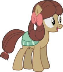 Size: 3178x3626 | Tagged: safe, artist:andrevus, yona, earth pony, pony, she's all yak, spoiler:s09e07, cute, ponified, pony yona, show accurate, simple background, solo, species swap, transparent background, yonadorable