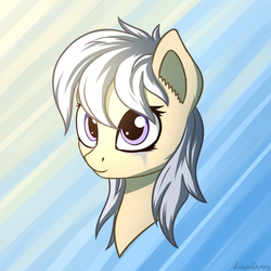 Size: 2000x2000 | Tagged: safe, artist:adagiostring, oc, pony, bust, female, mare, my little pony, portrait