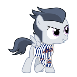 Size: 1536x1536 | Tagged: artist:motownwarrior01, baseball, mlb, new york mets, pony, rumble, safe, solo, sports