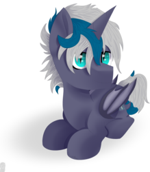 Size: 2119x2420 | Tagged: alicorn, alicorn oc, artist:castelainmlp, bat pony, bat pony alicorn, bat pony oc, male, oc, oc:elizabat stormfeather, oc only, pony, rule 63, safe, simple background, solo, stallion, transparent background, watermark