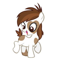 Size: 4000x4000 | Tagged: artist:raziel grave, artist:starryoak, derpibooru exclusive, earth pony, edit, edited edit, pipi, pipsqueak, pipsqueak (female), pony, rule 63, safe, simple background, solo, transparent background