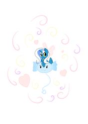 Size: 2894x4093 | Tagged: safe, artist:riofluttershy, oc, oc:fleurbelle, alicorn, pony, alicorn oc, bow, cute, female, hair bow, mare