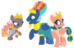 Size: 770x506 | Tagged: artist:owl-clockwork, base used, female, filly, obtrusive watermark, oc, oc:amethyst scarab, parent:prince hisan, parent:somnambula, pegasus, pony, prince hisan, safe, simple background, somnambula, transparent background, watermark