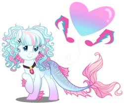 Size: 1300x1100 | Tagged: artist:elementbases, artist:gihhbloonde, base used, female, hybrid, magical lesbian spawn, oc, offspring, parent:pinkie pie, parent:sonata dusk, parents:pinata, safe, simple background, solo, transparent background