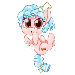 Size: 1350x1350 | Tagged: safe, artist:imaplatypus, cozy glow, pegasus, pony, :o, cozybetes, cute, female, filly, golly, looking at you, open mouth, simple background, solo, surprised, transparent background