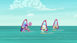 Size: 1920x1080 | Tagged: geri, safe, screencap, spike, spoiler:s09e05, the point of no return, twilight sparkle