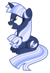 Size: 4615x6788 | Tagged: safe, artist:estories, oc, oc only, oc:silverlay, original species, pony, umbra pony, unicorn, absurd resolution, female, mare, simple background, solo, transparent background, vector
