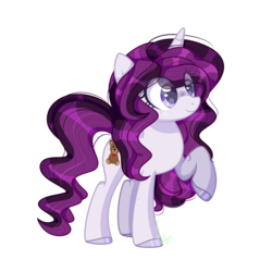 Size: 3000x3000 | Tagged: safe, artist:redheartponiesfan, oc, oc:bear heart, pony, unicorn, base used, female, mare, raised hoof, simple background, solo, transparent background