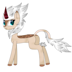Size: 5470x5470 | Tagged: artist:c5-spitfire, female, kirin, mare, oc, oc:blossomblaze, oc only, plot, safe, simple background, solo, transparent background