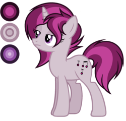 Size: 1662x1596 | Tagged: artist:diamond-chiva, female, magical lesbian spawn, mare, oc, oc:lover tuner, offspring, parent:octavia melody, parents:scratchtavia, parent:vinyl scratch, pony, reference sheet, safe, simple background, solo, transparent background, unicorn