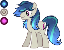 Size: 2104x1648 | Tagged: artist:diamond-chiva, earth pony, magical lesbian spawn, male, oc, oc:musical note, offspring, parent:octavia melody, parents:scratchtavia, parent:vinyl scratch, pony, safe, simple background, solo, stallion, transparent background