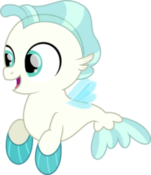 Size: 1879x2188 | Tagged: artist:peternators, baby seapony (g4), cute, male, safe, seapony (g4), simple background, solo, terrabetes, terramar, transparent background, younger
