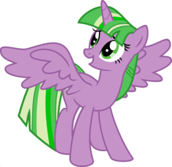 Size: 1920x1870 | Tagged: alicorn, edit, fusion, palette swap, ponyar fusion, recolor, safe, simple background, solo, spike, transparent background, twilight sparkle, twilight sparkle (alicorn), vector, vector edit