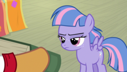 Size: 1920x1080 | Tagged: common ground, pegasus, pony, quibble pants, safe, screencap, spoiler:s09e06, wind sprint