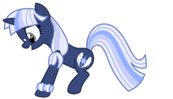 Size: 10345x5903 | Tagged: absurd res, artist:estories, female, mare, oc, oc:silverlay, pony, safe, simple background, solo, transparent background, unicorn, vector