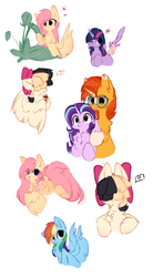 Size: 1728x3136 | Tagged: alicorn, artist:sketch-fluffy, chest fluff, chibi, dock, female, floppy ears, fluffy, fluttershy, male, mare, my little pony: the movie, pegasus, plant, pony, rainbow dash, safe, shipping, simple background, sketch, sketch dump, songbird serenade, stallion, starburst, starlight glimmer, straight, sunburst, tongue out, twilight sparkle, twilight sparkle (alicorn), unicorn, white background