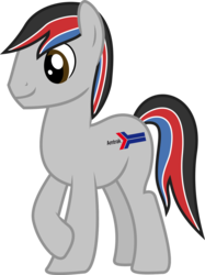 Size: 1024x1369 | Tagged: amtrak, artist:jeremeymcdude, earth pony, male, oc, oc:pittre/phase 3, pony, railroad, safe, simple background, solo, transparent background, vector