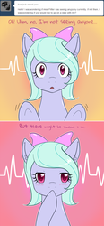 Size: 500x1080   Tagged: safe, artist:marikaefer, flitter, pony, ask flitter and cloudchaser, ask, solo, tumblr