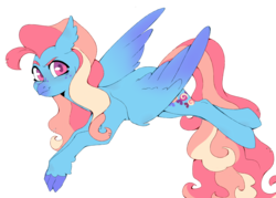 Size: 3644x2604 | Tagged: artist:delzol, art trade, cute, female, freckles, hippogriff, hippogriff oc, looking at you, oc, ocbetes, oc only, safe, simple background, solo, transparent background