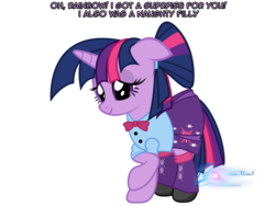 Size: 8000x6000 | Tagged: absurd res, artist:nightmaremoons, equestria girls outfit, safe, simple background, solo, transparent background, twilight sparkle