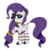 Size: 2553x2649 | Tagged: artist:pegasski, artist:tortured-smile0w0, base used, bedroom eyes, bracelet, ear piercing, earring, female, jewelry, necklace, neck ring, oc, oc:dharka, oc only, piercing, raised hoof, safe, simple background, solo, transparent background, zebra, zebra oc