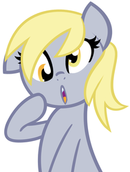 Size: 850x1124   Tagged: safe, artist:furrgroup, derpy hooves, pony, cute, derpabetes, ear down, female, looking at you, mare, open mouth, simple background, solo, white background