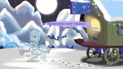 Size: 1280x720 | Tagged: safe, artist:evil-dec0y, oc, pony, comic:trixie vs., implied trixie, trixie's wagon