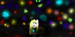 Size: 2000x1000 | Tagged: safe, artist:katya, oc, oc:sparkle light, pony, diamond, eye, eyes, figure, stick