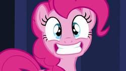 Size: 1024x576   Tagged: safe, screencap, pinkie pie, earth pony, pony, equestria girls, equestria girls (movie), female, mare, smiling
