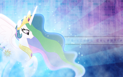 Size: 1920x1200 | Tagged: artist:vexx3, edit, princess celestia, safe, solo, source needed, vector, wallpaper, wallpaper edit
