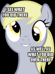 Size: 372x500 | Tagged: derpy hooves, motivational poster, pony, safe
