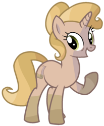 Size: 898x1089 | Tagged: safe, artist:rainbow eevee, pony, unicorn, bags under eyes, barf, barf bag, barf bag (bfb), base used, battle for bfdi, battle for dream island, bfb, bfdi, female, mare, ponified, raised hoof, solo