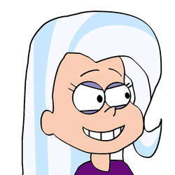 Size: 800x800 | Tagged: artist:minikomicweb, crossover, gravity falls, pacifica northwest, safe, trixie