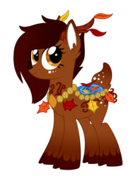 Size: 1026x1362   Tagged: safe, artist:crystal-tranquility, oc, oc only, deer pony, original species, pond pony, pony, custom, female, irl, photo, simple background, solo, toy, transparent background