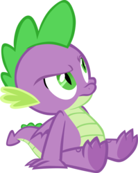 Size: 2905x3641 | Tagged: safe, artist:memnoch, spike, dragon, sweet and smoky, claws, male, simple background, solo, spread toes, toes, transparent background, underfoot, vector, winged spike