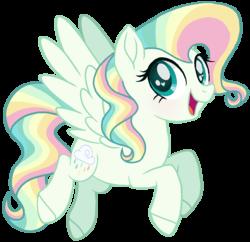 Size: 960x929 | Tagged: safe, artist:sweetie-drawz, oc, oc only, oc:rainbow rain, pegasus, pony, base used, female, heart eyes, mare, simple background, solo, transparent background, wingding eyes