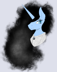 Size: 2632x3317 | Tagged: alicorn, artist:dyonys, bat alicorn, clothes, derpibooru exclusive, fangs, oc, oc:nyx caedis, safe