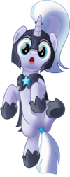 Size: 5255x13139 | Tagged: safe, artist:jhayarr23, silver sable, pony, unicorn, sparkle's seven, absurd resolution, body pillow, cute, female, guardsmare, helmet, mare, night guard, royal guard, simple background, tail wrap, transparent background