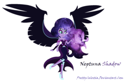 Size: 1280x836 | Tagged: artist:prettycelestia, equestria girls, four arms, fusion, midnight sparkle, multiple eyes, princess luna, safe, twilight sparkle, vice principal luna