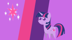 Size: 1280x720 | Tagged: alicorn, artist:meowdeviantart, pointy ponies, pony, safe, solo, twilight sparkle, twilight sparkle (alicorn), wallpaper