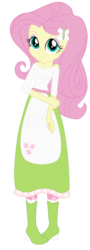 Size: 237x658 | Tagged: artist:ladyfayetale, clothes, eqg promo pose set, equestria girls, fantasy, fluttershy, long skirt, safe, skirt, solo